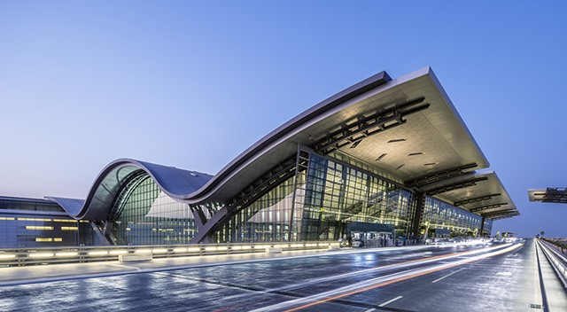 Hamad International Airport Car Parks