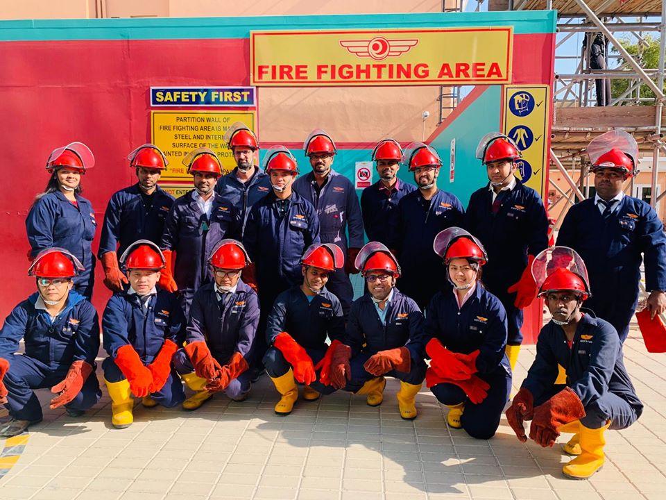 "QDVP Team Training - ""Fire Warden"""